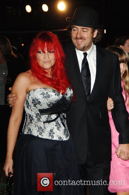 Jonathan Ross and Jane Goldman at 'Stardust' -...