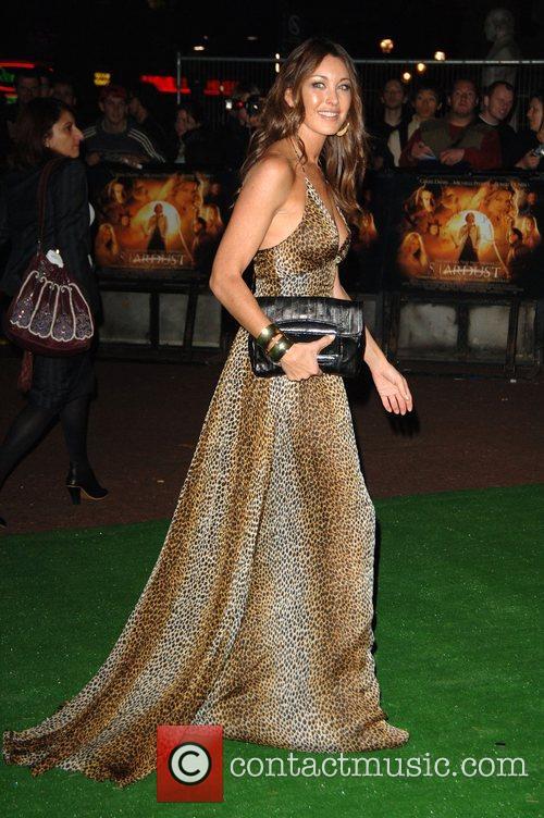 Tamara Mellon at 'Stardust' - UK film premiere...