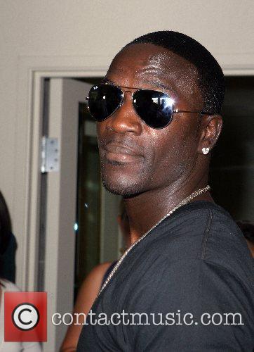 Akon and Las Vegas 3