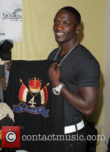 Akon and Las Vegas 2