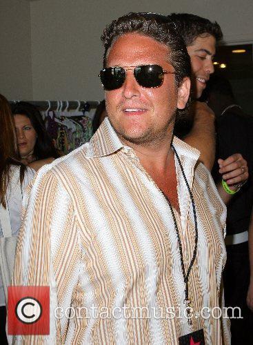 Matt Halper Celebrities at Star Lounge Gifting Suite...