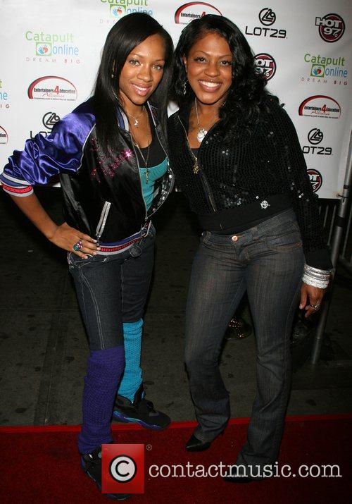 Lil Mama and Lil Mo The 2nd Annual...