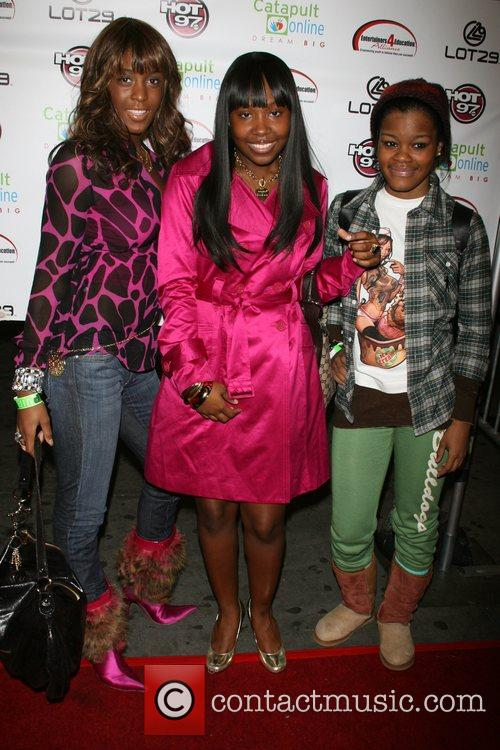 Aquia Wilder, Young B and Teyna Taylor The...