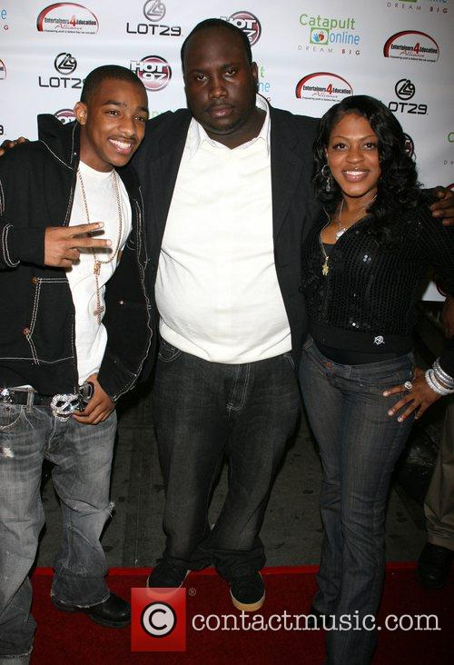 Darnell Williams, Sanchez Tuitt and Lil Mo The...