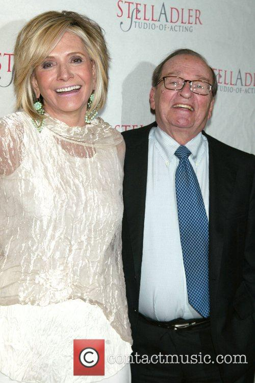 Sidney Lumet and Sheila Nevins