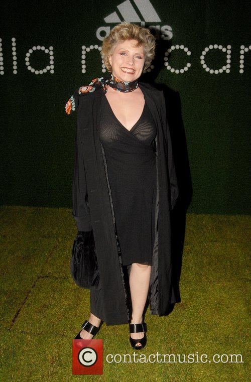Deborah Harry aka Blondie London Fashion Week: Adidas...