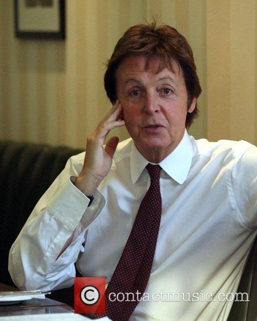 * McCARTNEY'S DAUGHTER GIVES BIRTH SIR PAUL McCARTNEY...