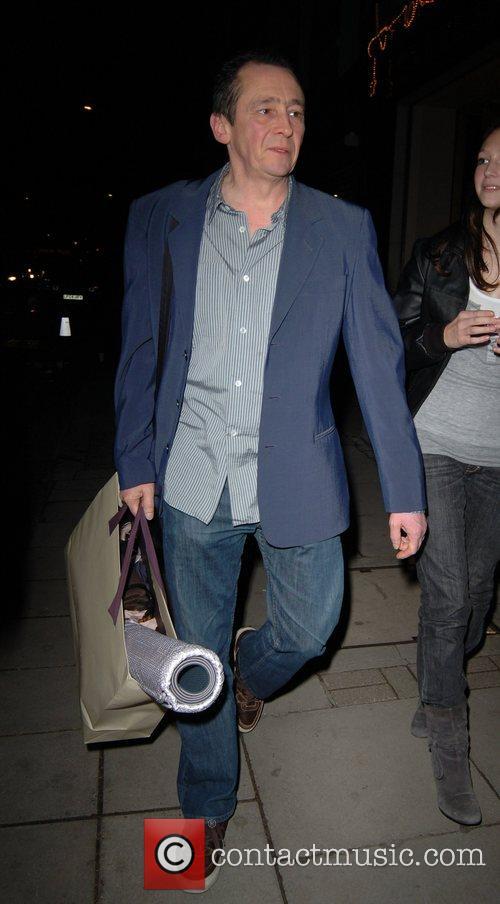 Paul Whitehouse ,  Stella McCartney switching on...
