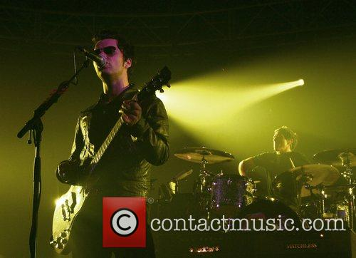 Kelly Jones of the Stereophonics performing in concert