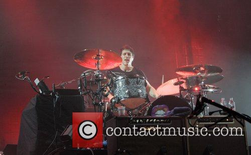Stereophonics performing in concert at the NEC Birmingham...
