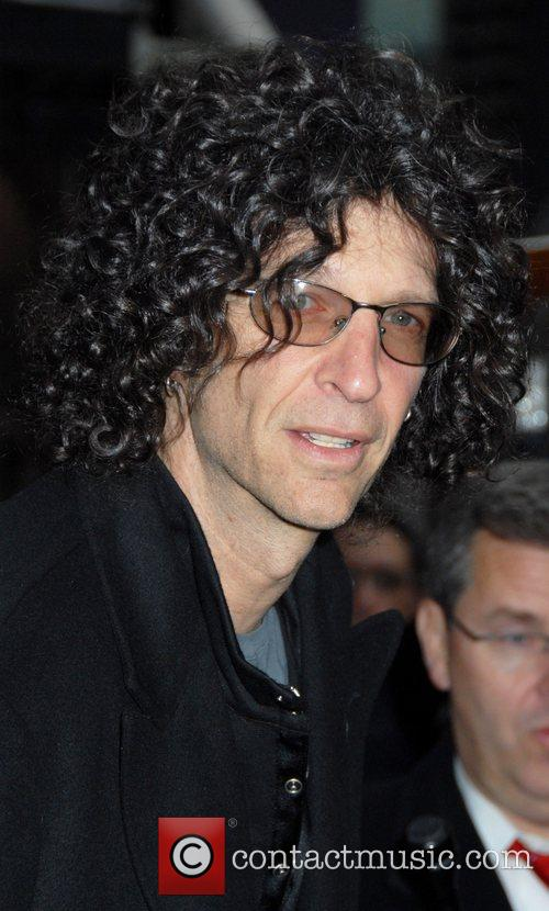 Howard Stern and David Letterman 9