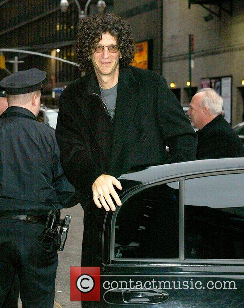Howard Stern and David Letterman 1