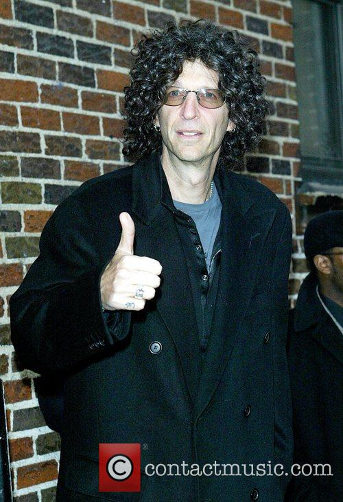 Howard Stern and David Letterman 7
