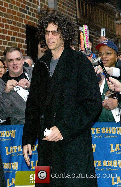 Howard Stern and David Letterman 11