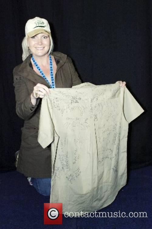 Melanie Vilnis, a Wildlife Warrior from Steve Irwin's...