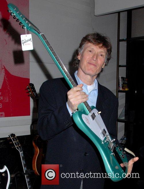 Steve Winwood listening party at the core club