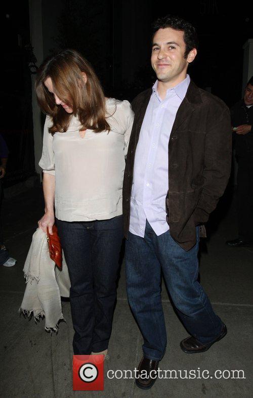 Fred Savage and pregnant wife Jennifer Lynn Stone 1