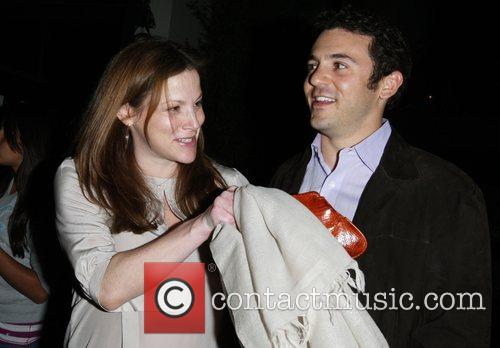 Fred Savage and pregnant wife Jennifer Lynn Stone 3