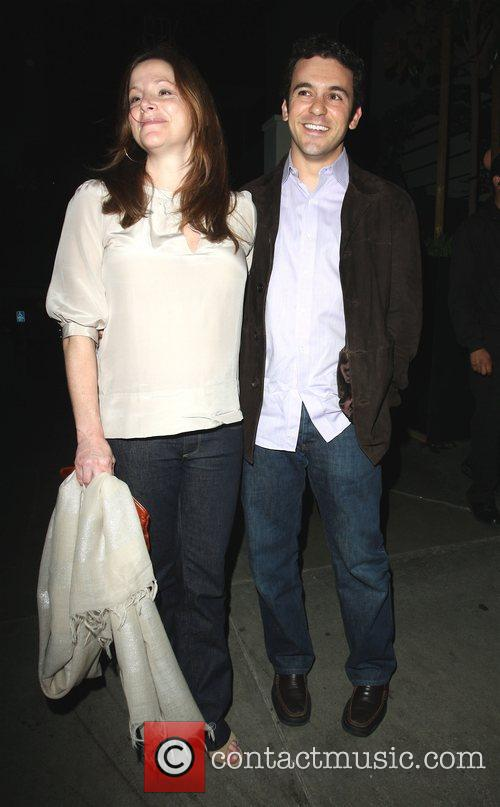 Fred Savage and pregnant wife Jennifer Lynn Stone 8