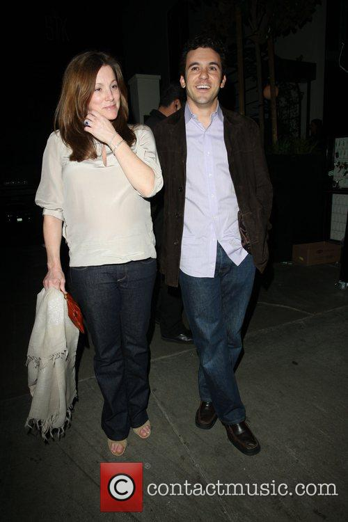 Fred Savage and pregnant wife Jennifer Lynn Stone 6
