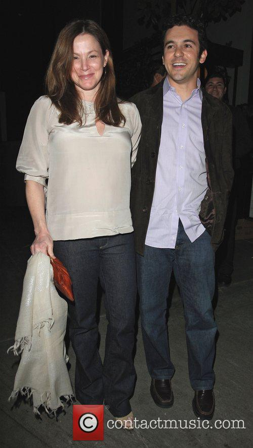 Fred Savage and pregnant wife Jennifer Lynn Stone 12