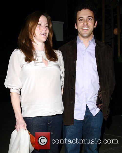 Fred Savage and pregnant wife Jennifer Lynn Stone 9