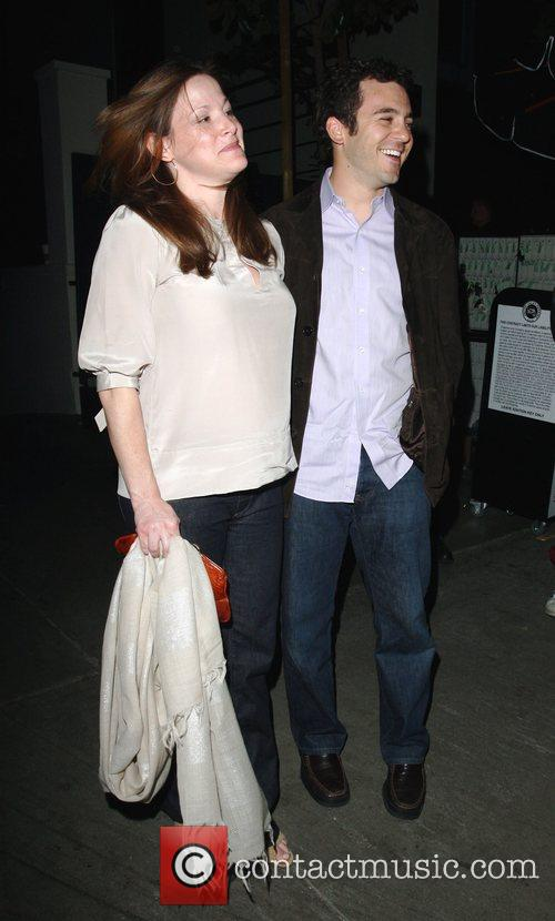 Fred Savage and pregnant wife Jennifer Lynn Stone 14