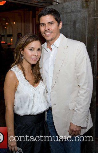 Monique Lhuiller and Tom Bugbee Stoli elit Auction...