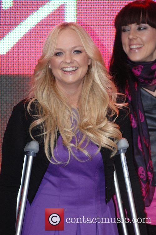 Spice Girls, Las Vegas, Emma Bunton, The Spice Girls, Thursday and Virgin 3
