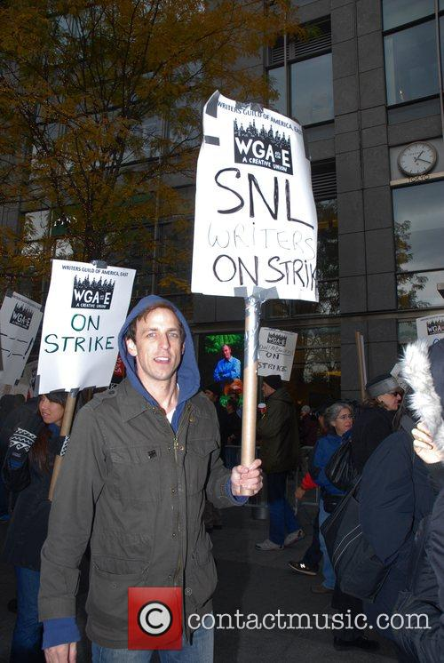 Writers Guild of America, East continues their strike...