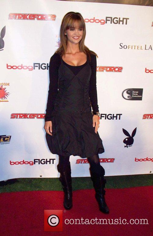 Strikeforce, held at the Playboy Mansion