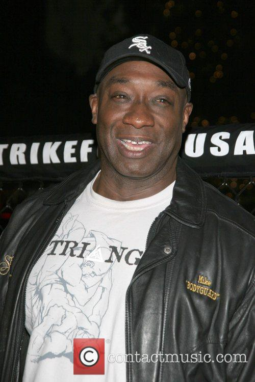 Michael Clarke Duncan and Playboy 1