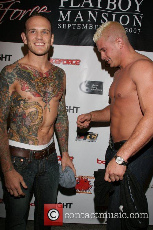 Luke Stewart and Daniel Puder