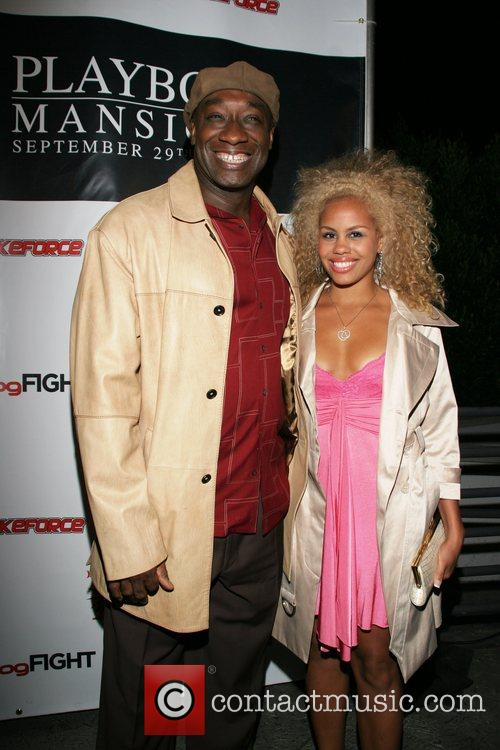 Michael Clarke Duncan and Vanessa Bosell 3