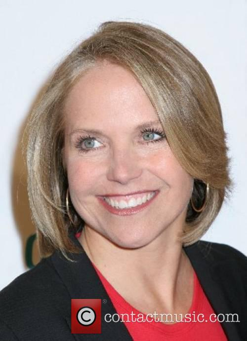 Katie Couric 'Strike Out Colon Cancer' Fundraiser for...