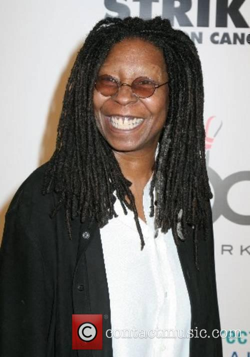 Whoopi Goldberg 'Strike Out Colon Cancer' Fundraiser for...