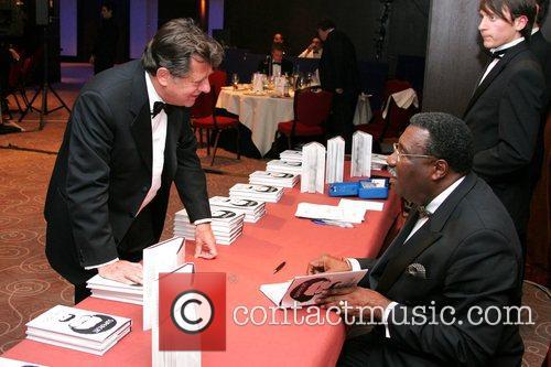 Clive Lloyd Stuart Law Variety Club Gala Dinner...