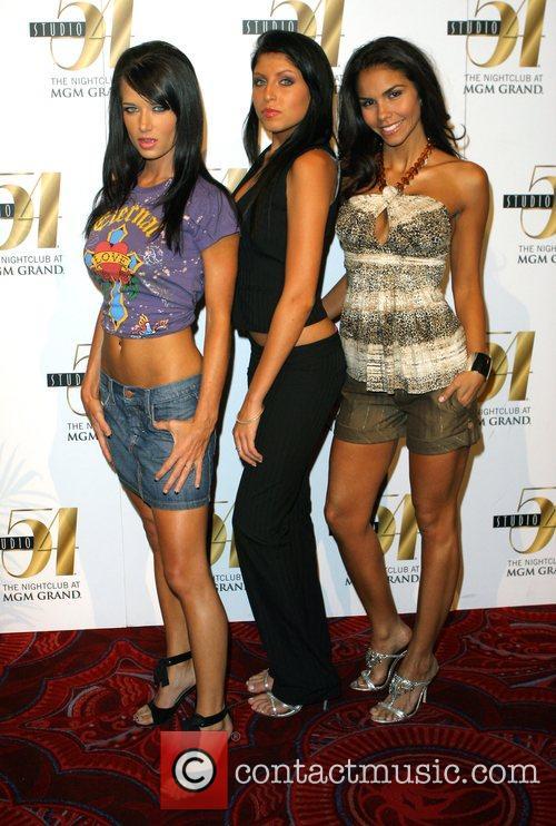 Amanda Gift, Amy Marie, Playboy Playmate Liza Studio...