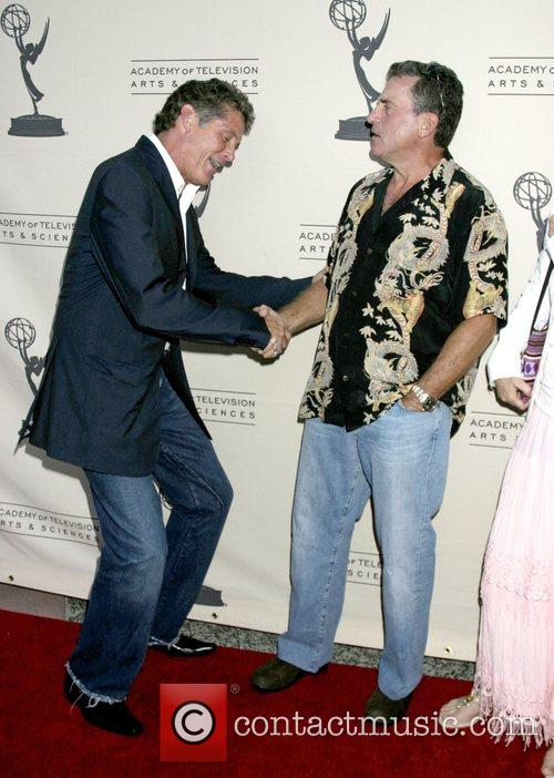 David Hasselhoff and Paul Michael Glaser Academy of...