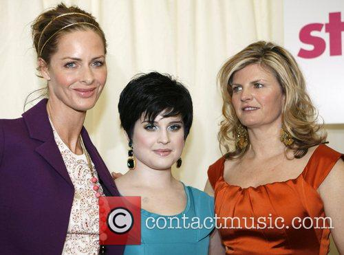 Trinny Woodall, Kelly Osbourne and Susannah Constantine 'Style...