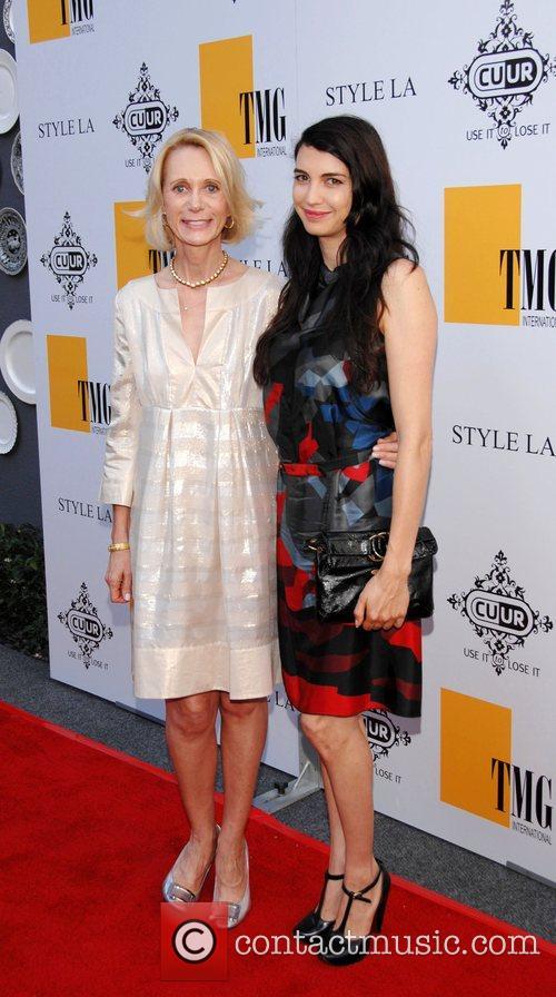Christine King and Shiva Rose McDermott Style LA,...