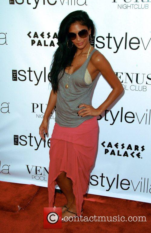 Nicole Scherzinger and Las Vegas 2