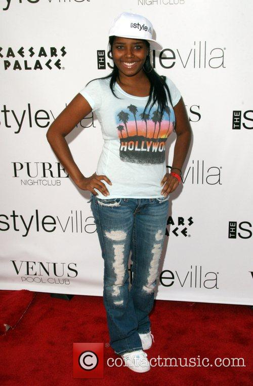 Shar Jackson and Las Vegas 3