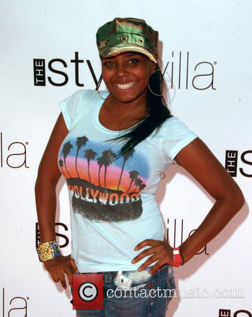 Shar Jackson and Las Vegas 2