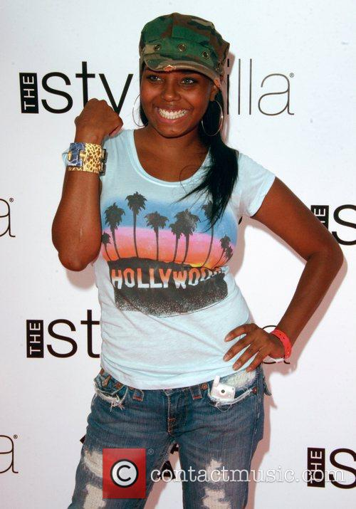 Shar Jackson and Las Vegas 1