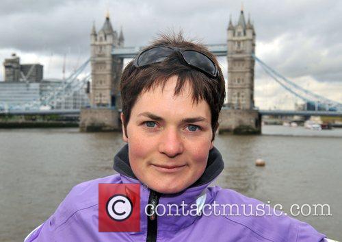 Dame Ellen MacArthur Sugababes on the Thames -...