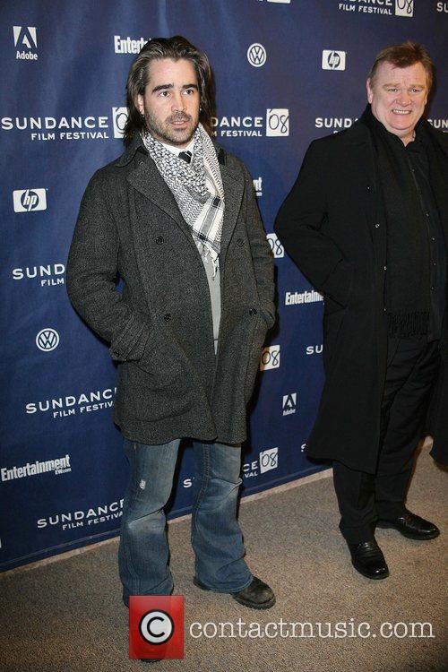 Colin Farrell and Brendan Gleeson 7