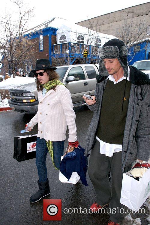 Cisco Alder goes shopping, Sundance Film Festival