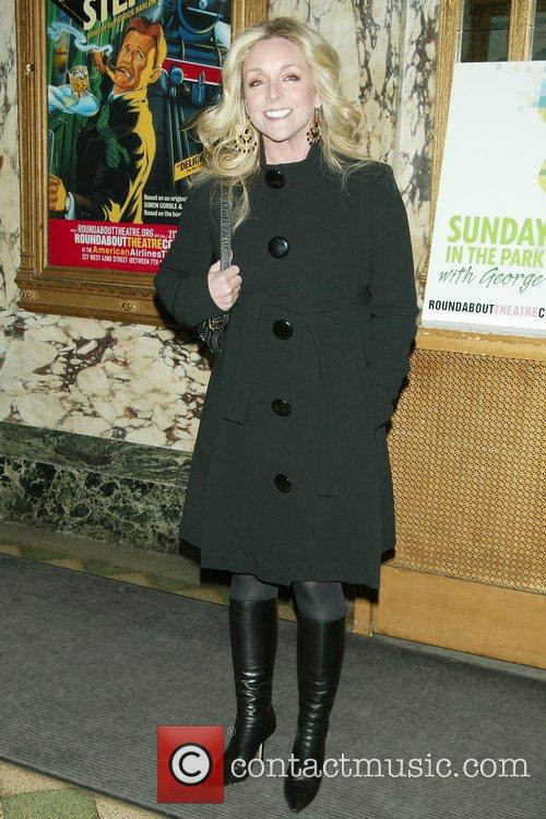 Jane Krakowski Opening Night of 'Sunday In the...