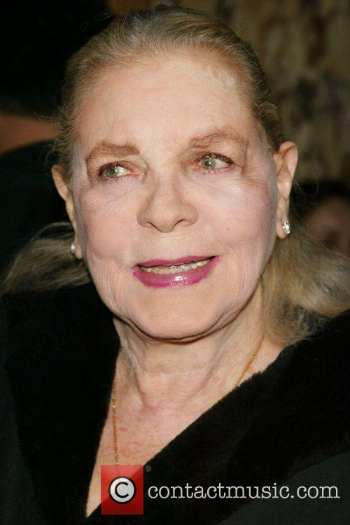 Lauren Bacall Opening Night of 'Sunday In the...